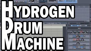 tutorial hydrogen drum machine free drum beat maker make money from home speed wealthy