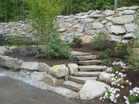 small hill landscaping ideas pdf landscaping steps on a