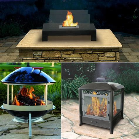 backyard fire chimney 10 beautiful outdoor fireplaces and fire pits design swan