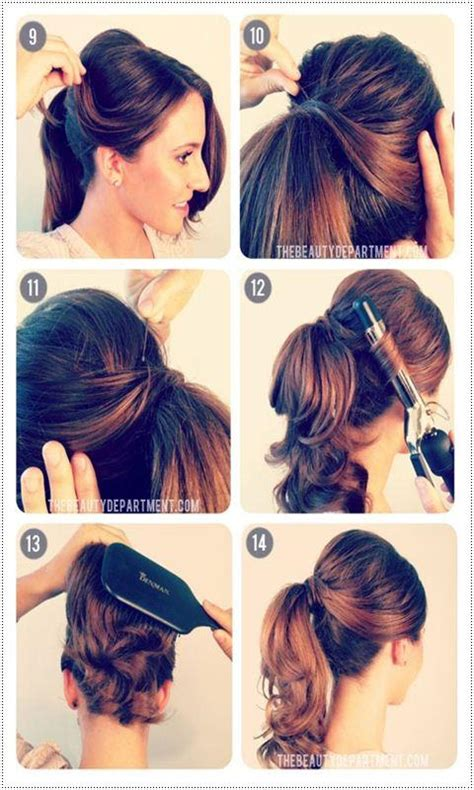 step to step hairstyles for medium hairs hairstyle step by step android apps on google play