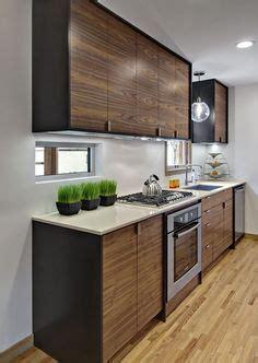 modern galley kitchen ideas 1000 images about modern kitchen inspiration on walnut cabinets modern kitchen