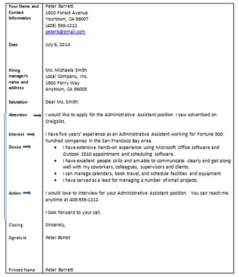 Cover Letter Address Block Cover Letters Learn How To Write An Effective Cover Letter