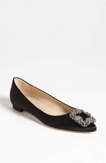 Flat Shoes Manolo 22 Satin hangisi flat flats wedding and to die for