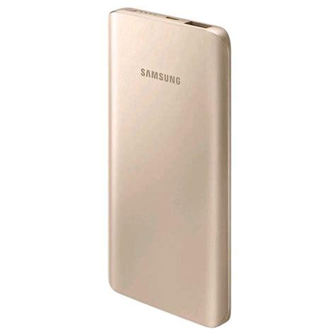 samsung external battery pack gold 5200mah