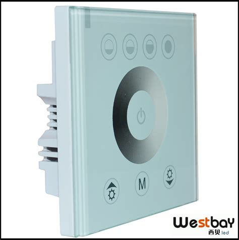 Free Shipping To Russia Brazil Australia Led Dimmer Led Light Switch