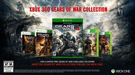 Kaset Xbox One Gears Of War 4 gears of war 4 at e3 2016 gears of war official site