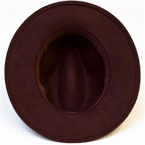 Handmade Wool Hats - wool felt handmade fedora hat ebay