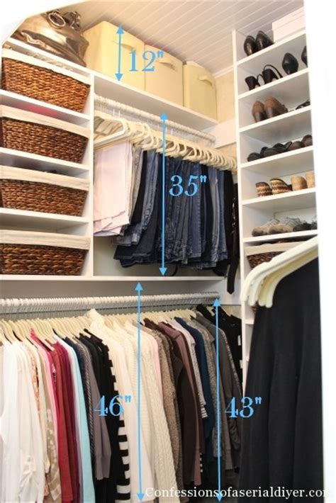 Make From Your Closet by How A Built Closet Confessions Of A Serial Do It Yourselfer