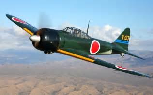 Mitsubishi A6m3 Zero Zero Fighter