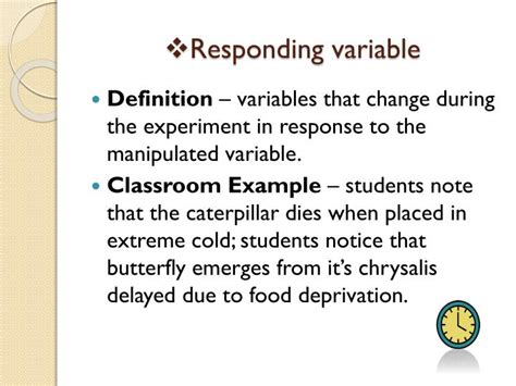 meaning of pattern variables ppt processes of science and scientific method