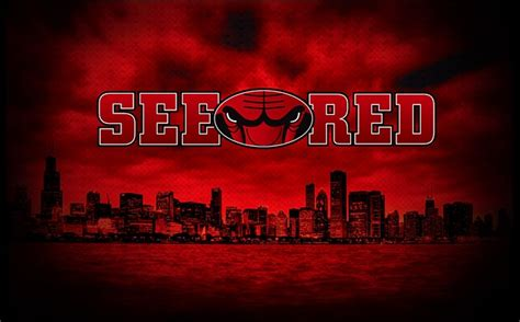 bulls announce quot see red quot playoff campaign the official