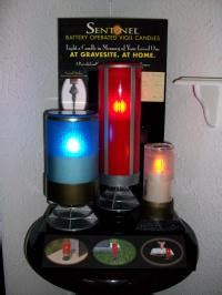 Solar Powered Cemetery Lights Vigil Lights Cemetery Vigil Lights Solar Lights Eternal