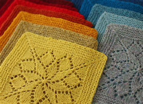 can you knit a square blanket by emily wessel