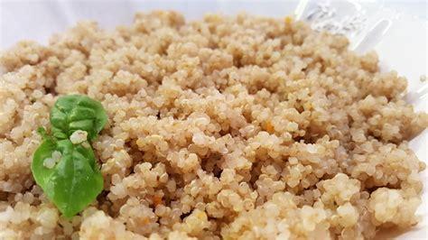 cucinare quinoa ricette quinoa come cucinare al meglio lo psudocereale senza glutine