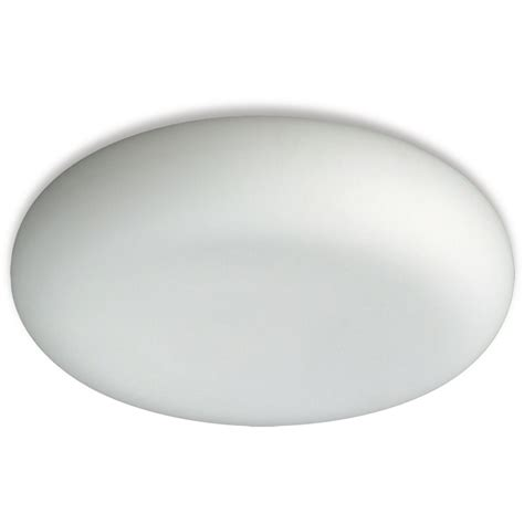 Philips Bathroom Lighting Philips 32cm 20 W Glass Circlular Bathroom Ceiling Light I N 7080188 Bunnings Warehouse