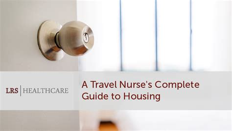 temporary housing for travel nurses 28 images