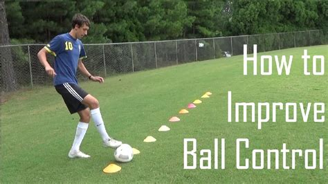 how to improve touch and weak foot in less