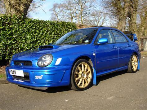 Subaru Wrx Sti 2002 by Subaru Impreza Wrx Sti 2002 Review Amazing Pictures And