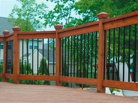 Porch railing ideas, rustic front porch railings simple