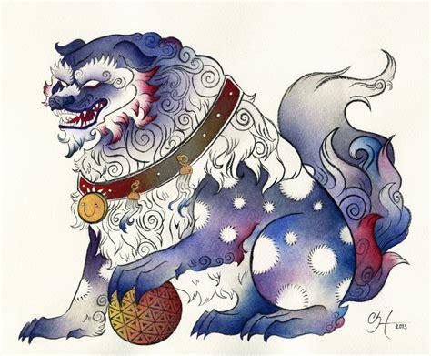 foo dog by chanelharris on deviantart