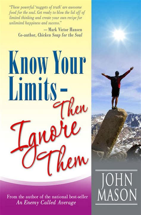 limits books new book your limits then ignore them by