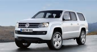 vw amarok s tv debut vw amarok suv 4x4 and cars