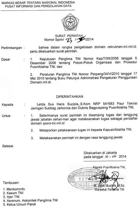 domain tentara nasional indonesia dikelola oleh