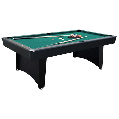 pool table cues 7 ft fulton billiard table with bonus cue rack sears