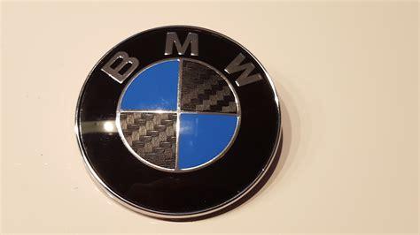 Bmw Emblem Carbon Aufkleber by Www Timos Plottshop De Bmw Emblem Aufkleber Set F 252 R R Rr