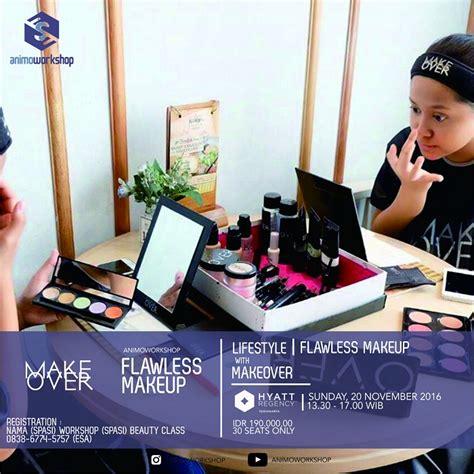 Harga Make Jogja flawless makeup with make yogyakarta jadwal event
