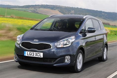 Kia Carent Kia Carens 2013 Pictures Auto Express