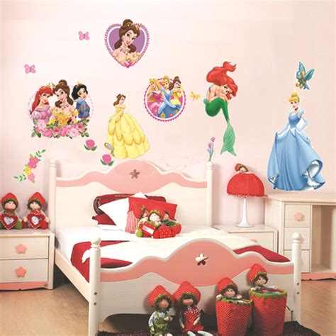 home decor for kids princess home decor art wall stickers for kids rooms child