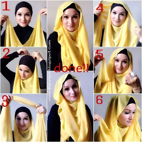 tutorial pashmina loose style 240 best images about how to hijab on pinterest turban