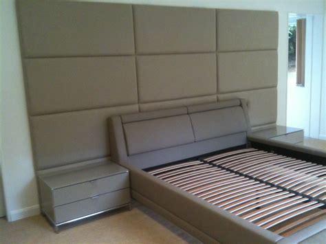 bedroom luxury bedroom decor  upholstered wall panels villa clubnet