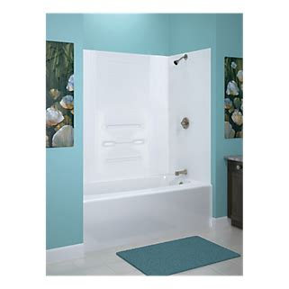 peerless bathtub wall set tw99440a bathtub wall set