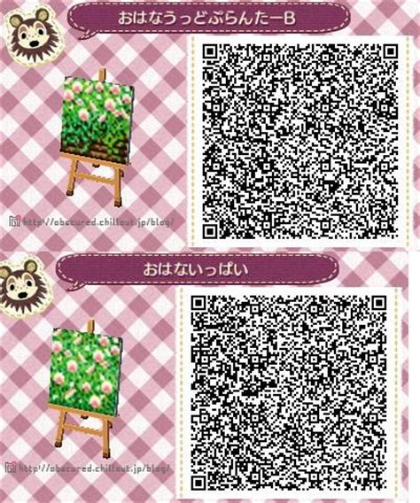 acnl flower qr codes paths 17 best images about acnl qr codes on pinterest animal