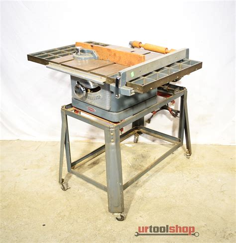 Table Saw Sears by Vintage Sears Craftsman 103 23834 8 Quot Tilting Arbor Bench