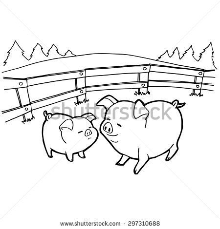 pigsty coloring page sty coloring pages 28 images mud and pig pen coloring