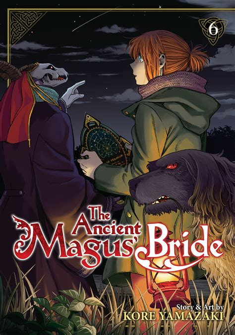 the ancient magus vol 5 the ancient magus volume 6