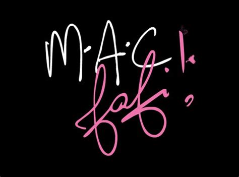 Fafi At Mac by Fafi For M A C Cosmetics Available Now Nitrolicious