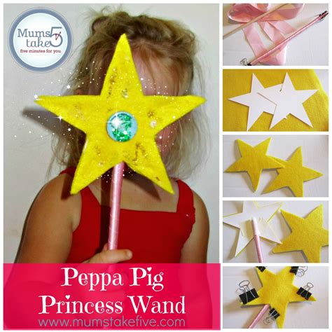 0960110034 Peppa Pig Magic Wand princess peppa peppa pig wand princesses