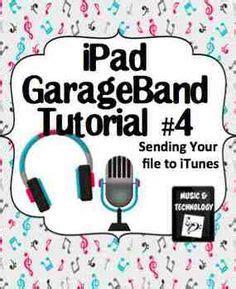 Garageband To Itunes Garageband Aba Composition Project Garageband Aba