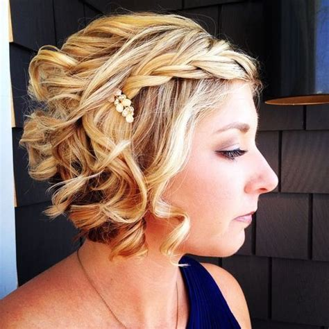 formal hairstyles for short hair how to 40 hottest prom hairstyles for short hair