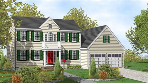 2 story colonial house plans colonial two story house plans 2 story colonial house two