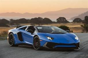 How Do You Spell Lamborghini Lamborghini Aventador Sv Roadster