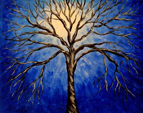 The Of Painting paintings of trees the trees it that