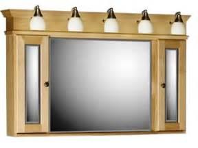 armoire salle de bain avec miroir et eclairage