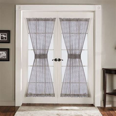Patio Door Net Curtains Window Treatments Door Drapes Search Ideas For The House Window