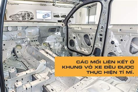 Länge Porsche Cayenne by Mổ Xẻ Porsche Cayenne 2018 đột Ph 225 C 244 Ng Nghệ Trong Từng