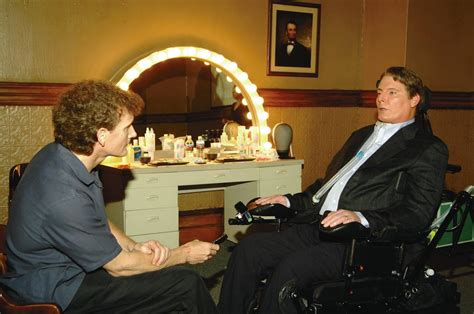 christopher reeve education christopher reeve on the practice